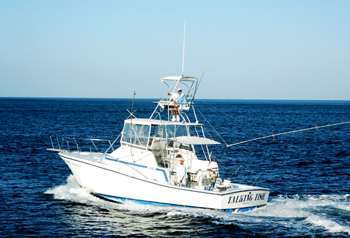 Deep sea senorita fishing